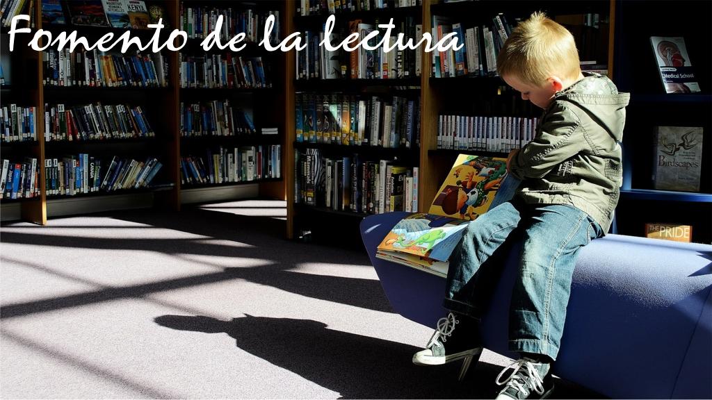 lectura niño
